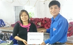 Nguyễn Hồng Tuyển - Cán bộ đoàn đam mê sáng tạo
