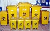 Hỗ trợ xe gom và thùng chứa rác cho các xã, thị trấn