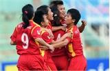 Giải Bóng đá nữ quốc gia - Cúp Thái Sơn Bắc 2015: Quyết liệt ngay trong những trận đầu