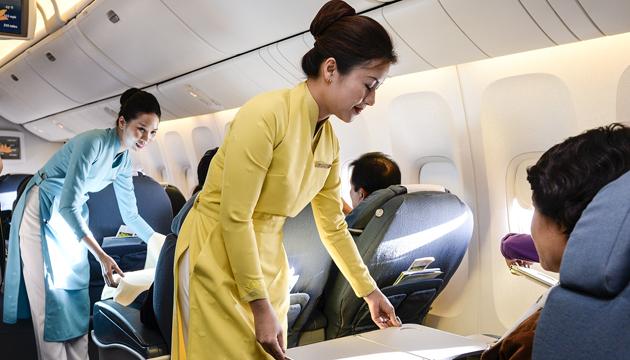 Vietnam Airlines, thử nghiệm, đồng phục mới, nhân dịp 8-3