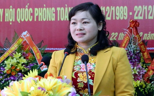Chủ tịch UBND huyện Hiệp Hòa được vinh danh