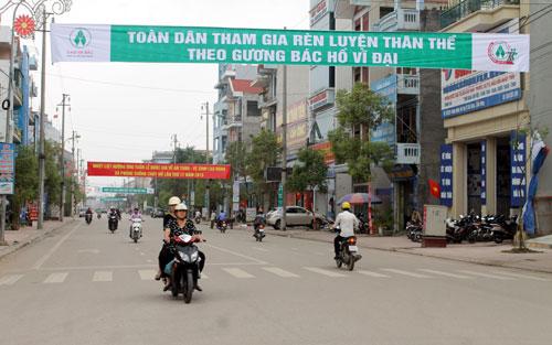 Giải Việt dã, truyền thống, Báo Bắc Giang, Đạm Hà Bắc, sẵn sàng