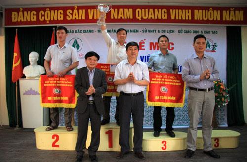 Giải Việt dã Bắc Giang, chạy, Công ty Đạm Hà Bắc