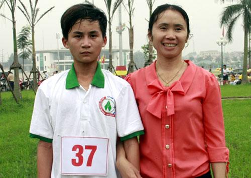 gương mặt, xuất sắc, Giải Việt dã, Báo Bắc Giang, Nguyễn Văn Thơ, Ngô Thị Lan Anh, Hoàng Minh Quân