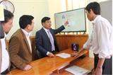 Đẩy mạnh ứng dụng công nghệ thông tin, xây dựng chính quyền điện tử