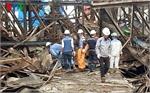 Báo cáo Thủ tướng nguyên nhân vụ sập giàn giáo ở Formosa- Hà Tĩnh