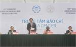 Họp báo quốc tế về Hội nghị Hiệp hội các Tổng Thư ký Nghị viện