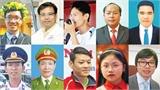 Trao giải thưởng gương mặt trẻ Việt Nam tiêu biểu