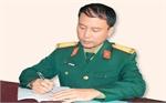 Thiếu tá Hồ Quảng Đức -  Sáng tạo trong từng bài giảng