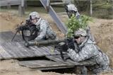 Hàng trăm lính dù Mỹ chuẩn bị huấn luyện binh sĩ Ukraine
