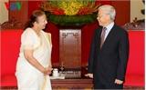 Việt Nam tôn trọng quan hệ truyền thống, Đối tác chiến lược với Ấn Độ