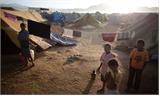 Trại tị nạn Yemen bị không kích, 45 người chết