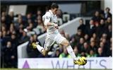 """Gareth Bale vẫn là """"vua tốc độ"""" của bóng đá thế giới"""