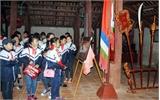 Du lịch về nguồn - Sáng kiến mới ở Tân Yên