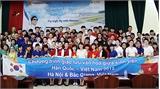 Giao lưu văn hóa, giáo dục giữa sinh viên Hàn Quốc và Việt Nam tại Bắc Giang