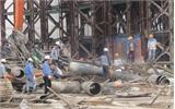 Khởi tố vụ án sập giàn giáo tại Formosa làm 13 người chết