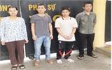 Bắt bốn người trong nhóm trộm cắp công sở ở 18 tỉnh
