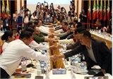 Ký dự thảo Thỏa thuận ngừng bắn toàn quốc ở Mi-an-ma