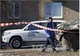 Phát hiện vũ khí của quân đội Ukraine tại miền Đông