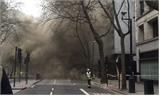 Cháy lớn ở trung tâm London, 2.000 người sơ tán