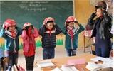 Trẻ em có quyền  được đội mũ bảo hiểm