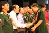 Gặp mặt truyền thống cựu chiến binh Quân giải phóng miền Đông Nam Bộ