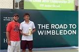 Hoàng Nam vô địch đơn nam giải trẻ Châu Á