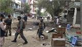 IS đánh bom tự sát tại Afghanistan, 33 người chết