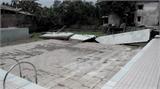 Vĩnh Phúc: Tường bể bơi đổ ập khiến ba học sinh thương vong