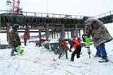 Nga 'bật đèn xanh' việc xây cầu đường sắt nối với Trung Quốc