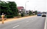Bắc Giang có số lần vi phạm tốc độ chạy xe thấp