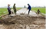 Xây dựng nông thôn mới ở Yên Dũng: Hai xã về đích sớm