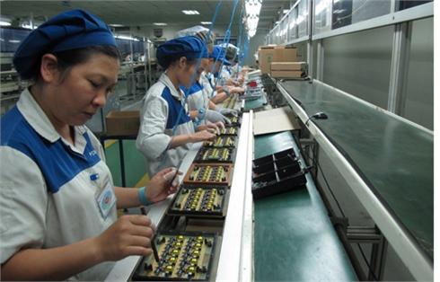 Bắc Giang: Kim ngạch xuất khẩu  đạt 696,8 triệu USD
