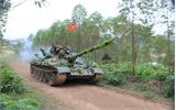 Tháng Tư ở Lữ đoàn Xe tăng B09