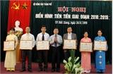 Hội Nông dân TP Bắc Giang:  Tôn vinh 53  điển hình tiên tiến