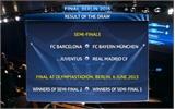 Barca gặp Bayern, Juventus đại chiến Real tại bán kết Champions League