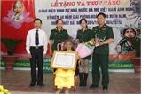 Phong tặng, truy tặng danh hiệu Bà Mẹ Việt Nam Anh hùng