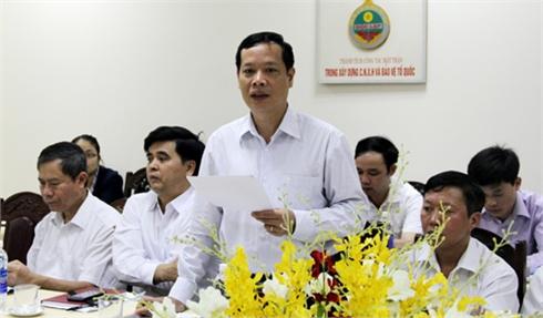 Tổ chức phản biện dự thảo Báo cáo chính trị Đại hội Đảng bộ tỉnh