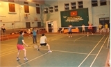 Giải thể thao truyền thống các ban, cơ quan thuộc Tỉnh ủy Bắc Giang