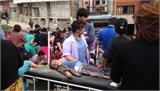 Động đất 7,9 độ Richter ở Nepal