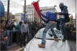 Mỹ: Bạo động trong biểu tình phản đối cảnh sát, 12 người bị bắt giữ
