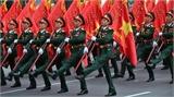 Tổng duyệt Lễ mít tinh, diễu binh, diễu hành