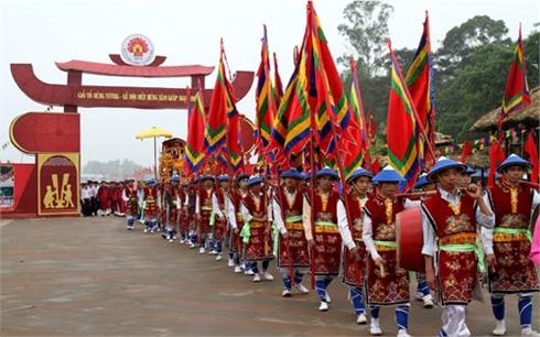 Giỗ tổ Hùng Vương - Lễ hội Đền Hùng năm 2015: Tự hào nguồn cội thiêng liêng