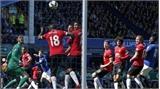 Chơi phòng ngự phản công mẫu mực, Everton hạ đẹp M.U 3-0