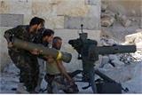 Máy bay Syria không kích khu chợ, 34 dân thường thiệt mạng