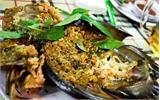 Sam biển nướng - Đặc sản nổi tiếng Cát Bà (Hải Phòng)
