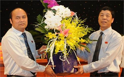 Đồng chí Nguyễn Văn Linh được bầu giữ chức Chủ tịch UBND tỉnh Bắc Giang