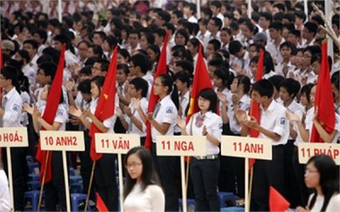 143 học sinh được miễn thi THPT quốc gia 2015