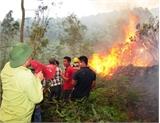 Bắc Giang: Hỗ trợ 13,5 triệu đồng cho gia đình nạn nhân tử vong trong vụ cháy rừng