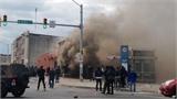 Bạo loạn bùng phát tại Baltimore, Mỹ ban bố lệnh giới nghiêm